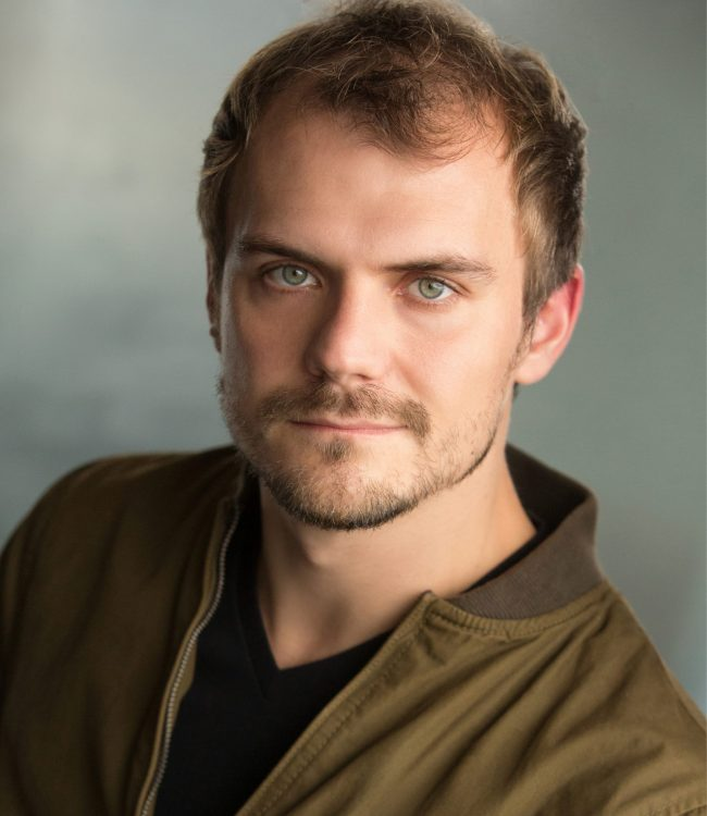 Christopher Birks 2021